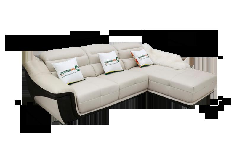 Sofa da nhập khẩu mã QV-913P 1