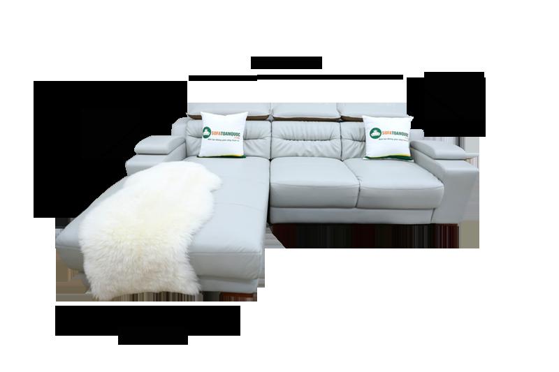 Sofa da nhập khẩu mã VH-02P-1