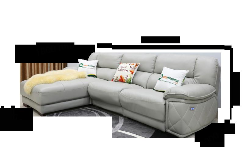 sofa kích thước nhỏ