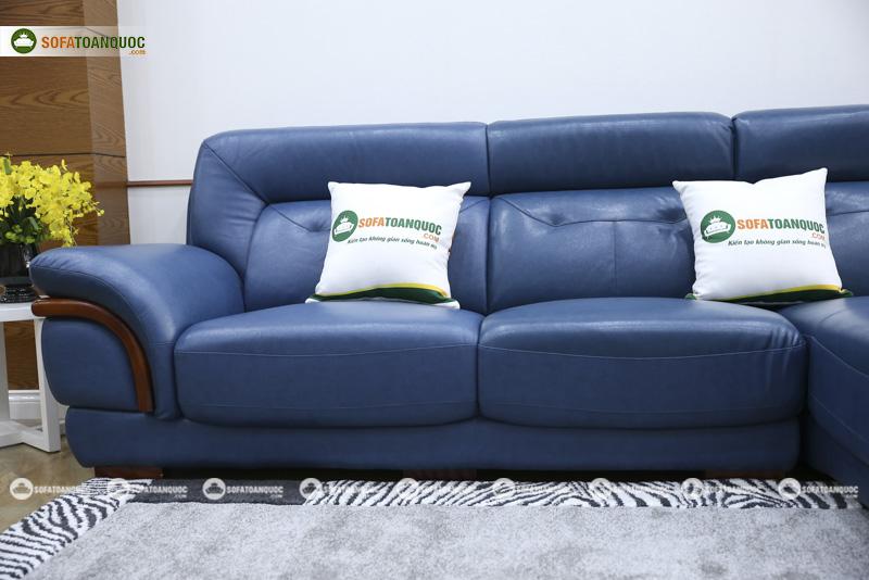 Sofa da nhập khẩu mã VH-11T 5