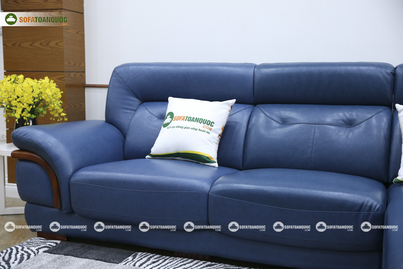 Sofa da nhập khẩu mã VH-11T 7