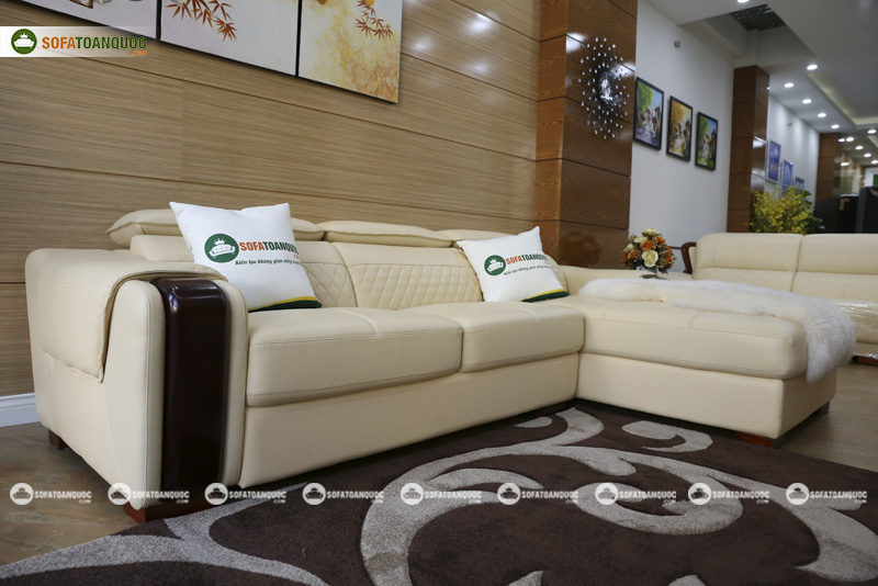 Sofa da nhập khẩu mã VH-04T 3