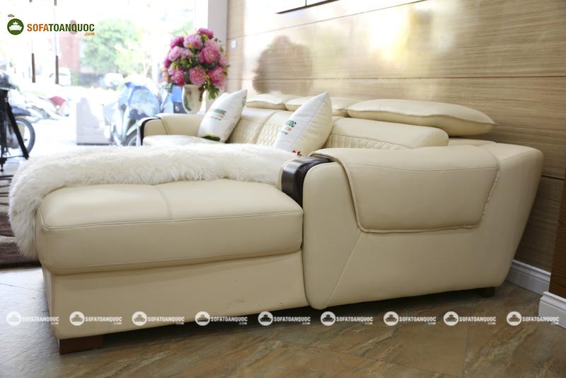 Sofa da nhập khẩu mã VH-04T 7