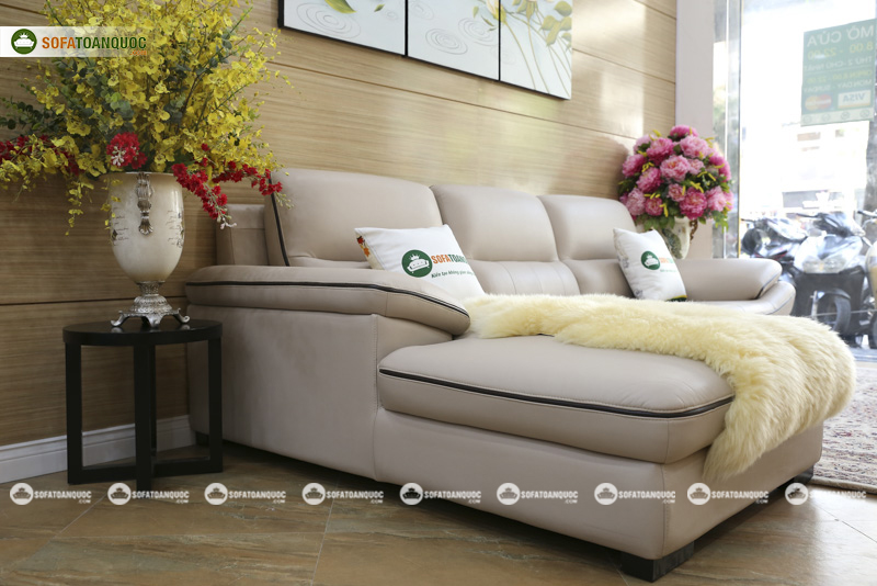 Sofa da nhập khẩu mã VH-19P 6