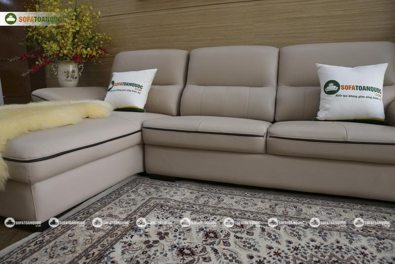 Sofa da nhập khẩu mã VH-19P 4