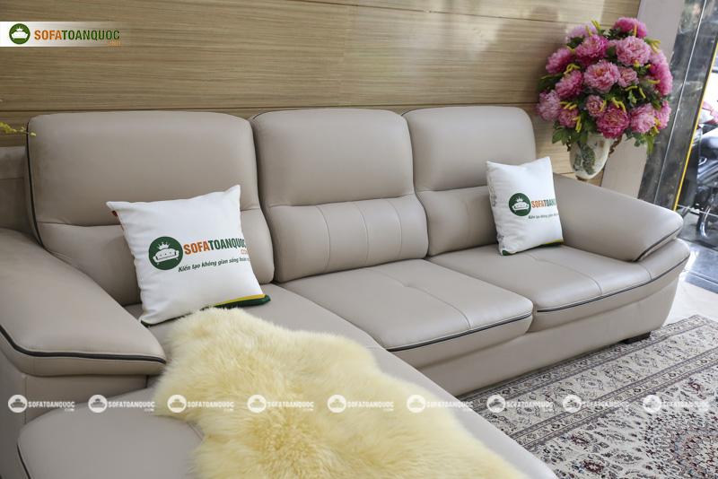 Sofa da nhập khẩu mã VH-19P 5