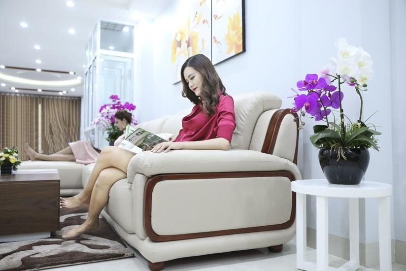 Sofa da nhập khẩu mã QV-3212P 4