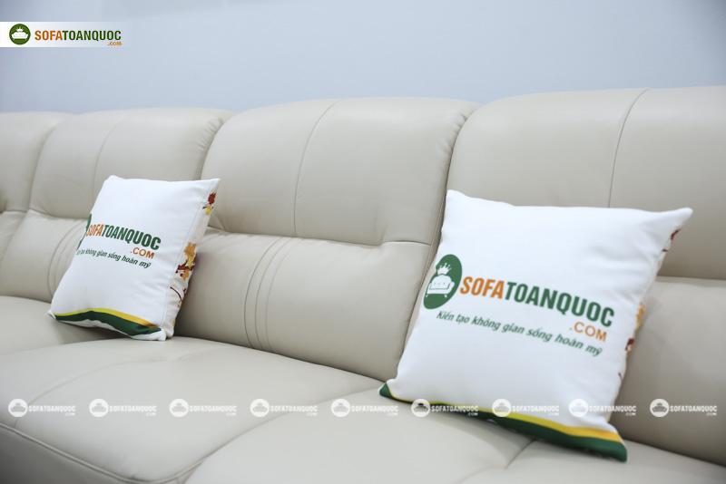 Sofa da nhập khẩu mã QV-3212P 6