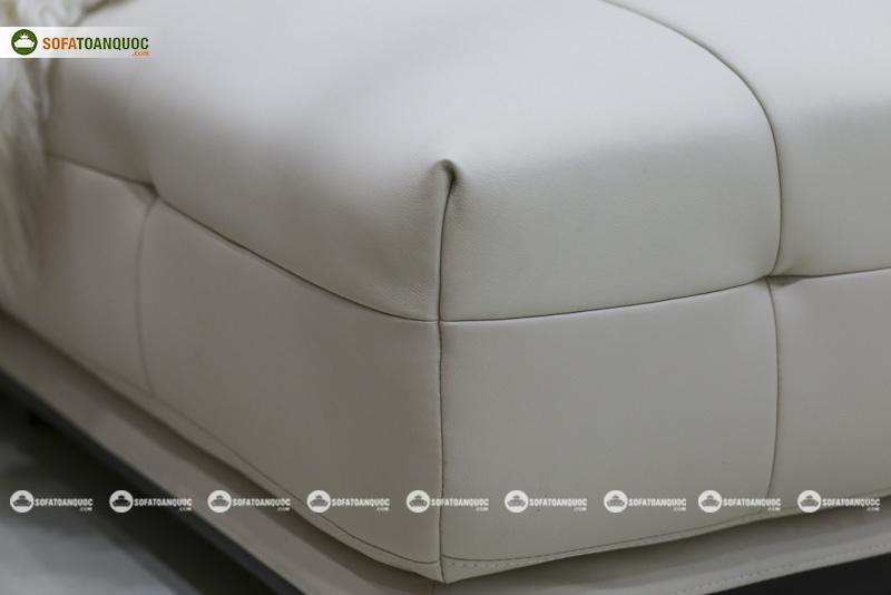 Sofa da nhập khẩu mã QV-913P 5