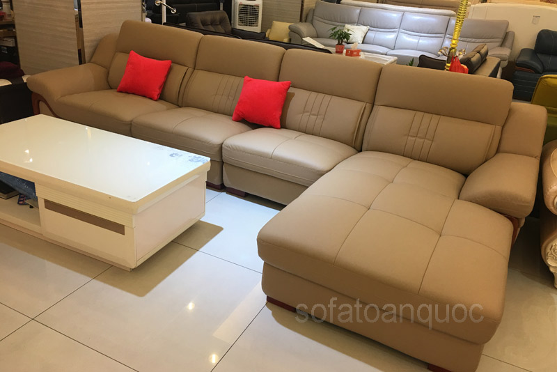 Ghế sofa da mã 163-2