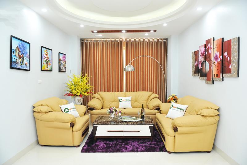 Địa chỉ bán ghế sofa nhập khẩu giá rẻ ở Hà Nội 1