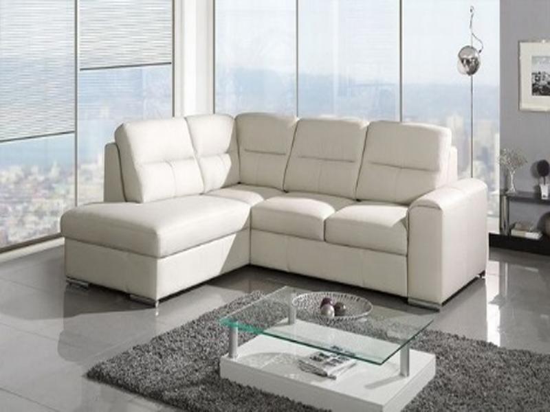 Ghế sofa góc phù hợp với không gian phòng khách nào? 2