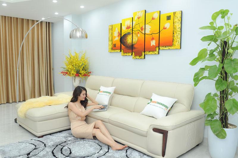 Những mẫu bộ ghế sofa bán chạy nhất tại sofa toàn quốc