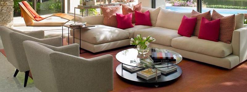 Bộ bàn ghế sofa nỉ vải đẹp giá rẻ tại hà nội