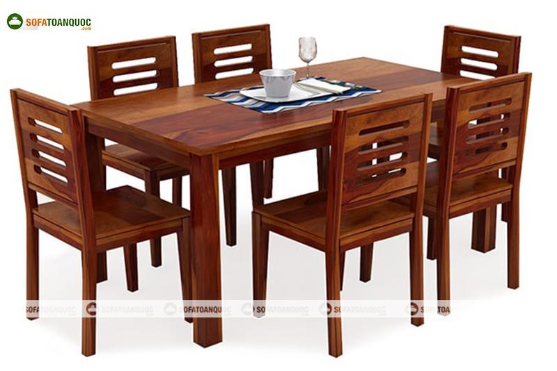 Bàn ghế ăn mã 32