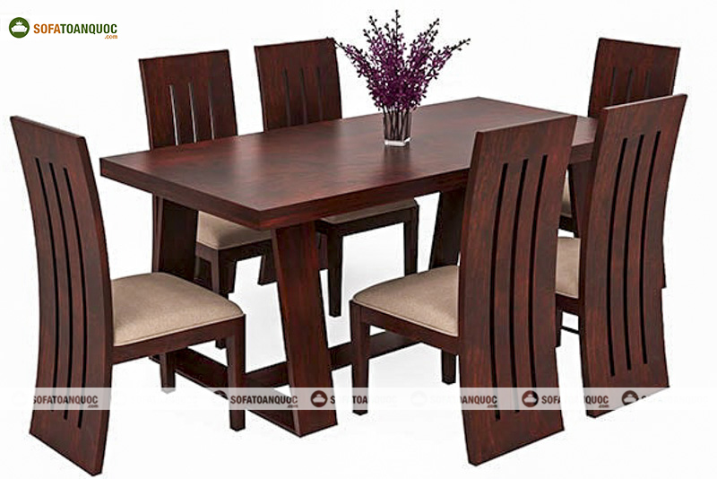 bàn ghế ăn mã 33