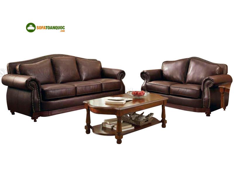 Ghế sofa da mã 30