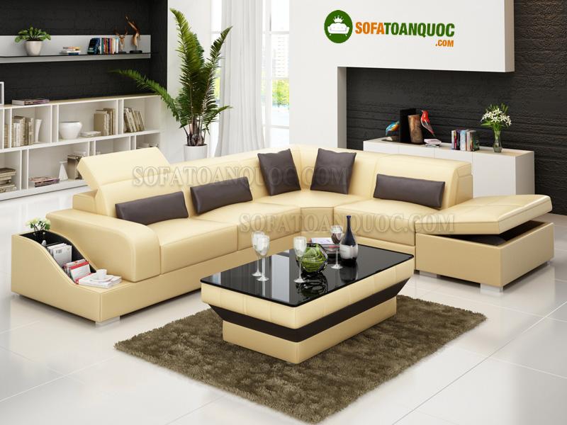 ghế sofa da mã 80
