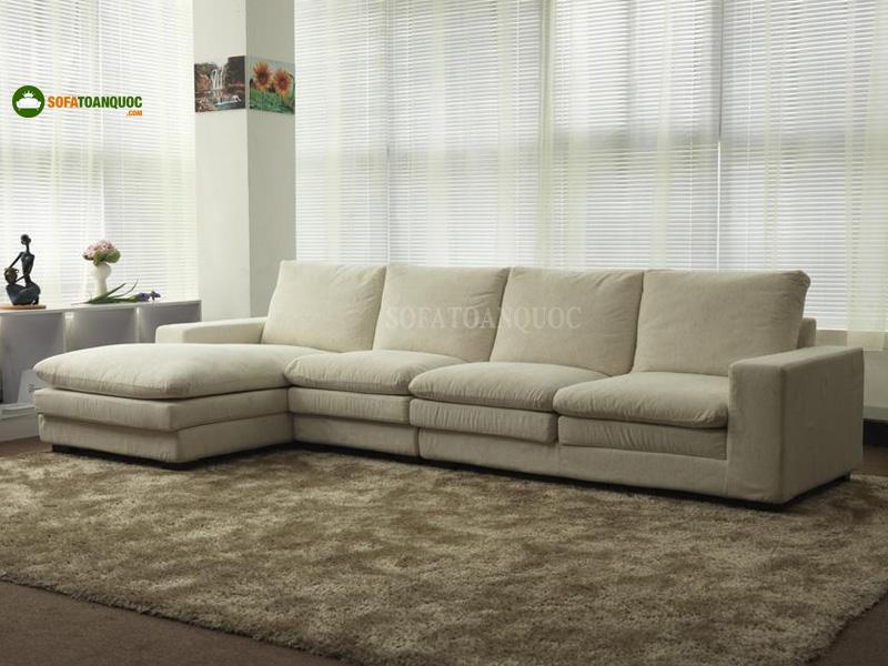Ghế sofa vải mã 14-1