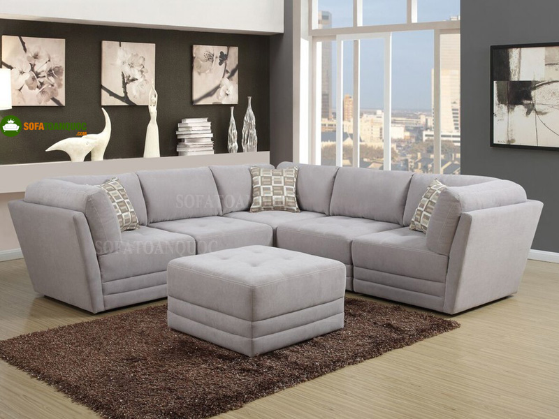 ghế sofa vải mã 42