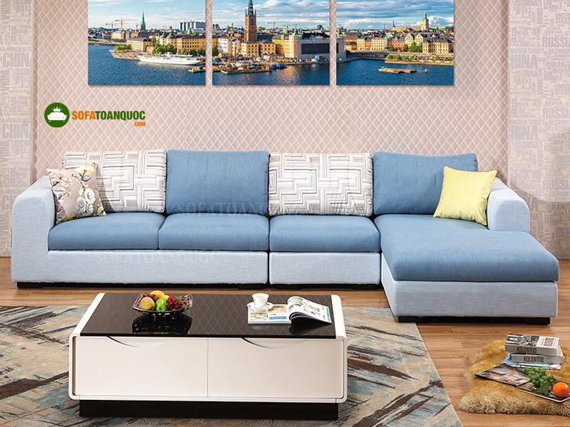 Ghế sofa vải mã 47 1