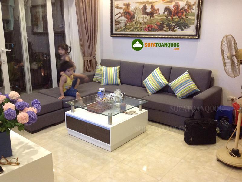 Ghế sofa vải mã 54