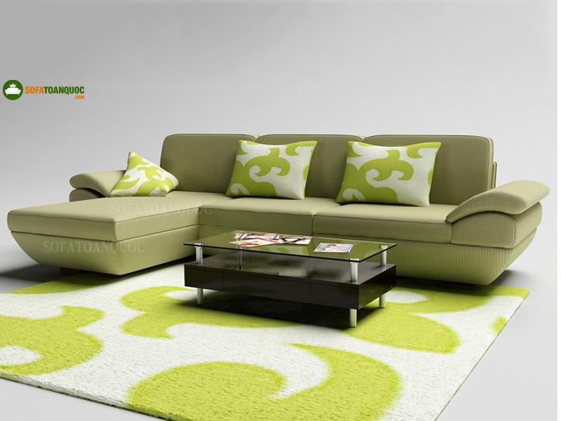 Ghế sofa vải mã 55