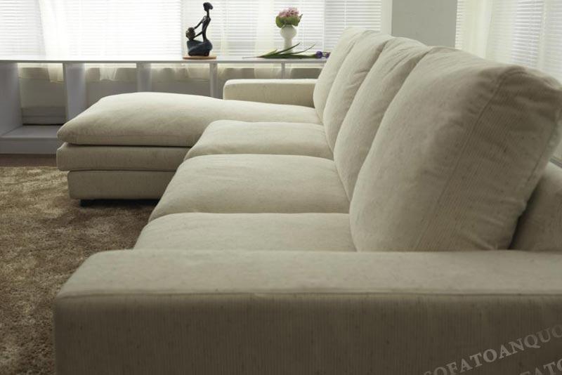 Ghế sofa vải mã 14-2