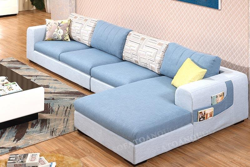 Những mẫu sofa nỉ ưa chuộng nhất hiện nay-2