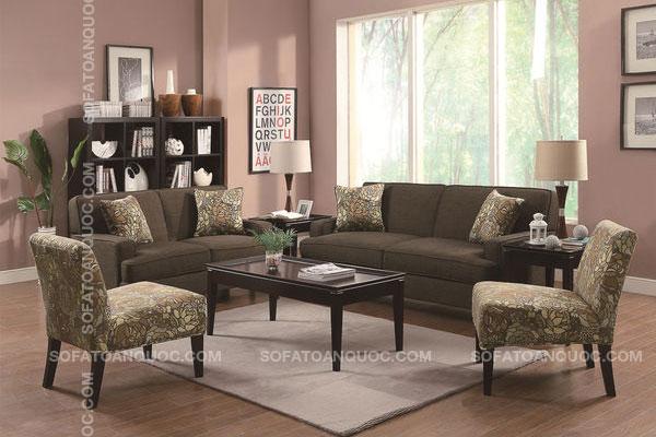 Những mẫu sofa nỉ ưa chuộng nhất hiện nay-4
