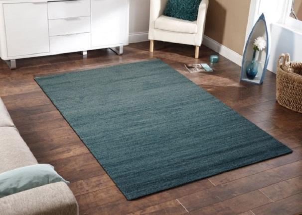 Thảm trải sàn sofa một màu – sự lựa chọn an toàn 1