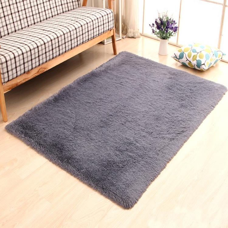 Thảm trải sàn sofa một màu – sự lựa chọn an toàn 2