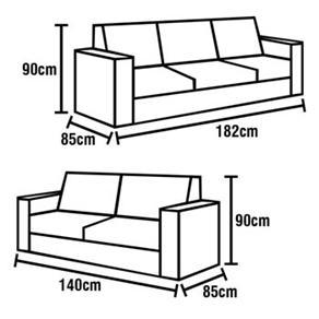 kích thước ghế sofa 3 chỗ