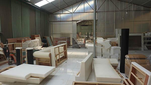 Tuỳ chỉnh kích thước ghế sofa với xưởng đóng ghế sofa