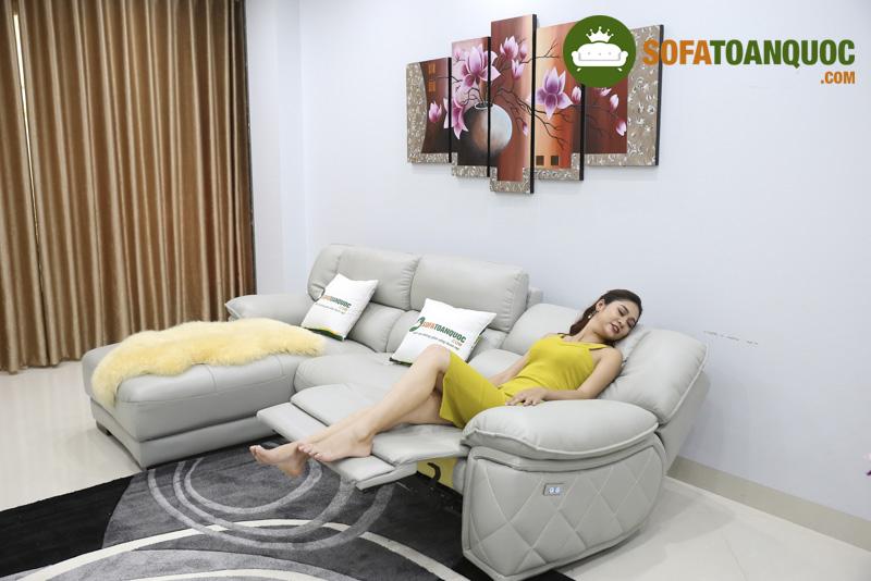 sofa vải hay sofa nỉ