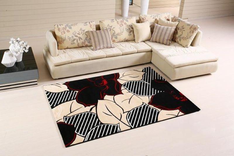 Xu hướng chọn thảm trải sàn sofa để trang trí năm 2018 4