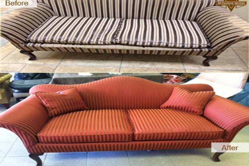 Xưởng nhận bọc lại ghế sofa ở Hà Nội 1
