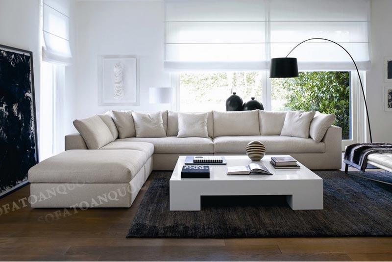 Ghế sofa vải mã 57