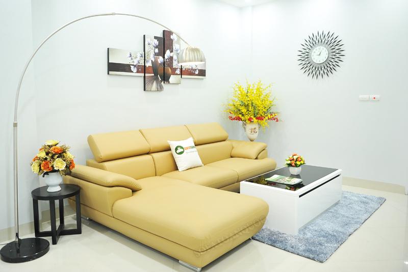Sofa da mã TN-02P-7
