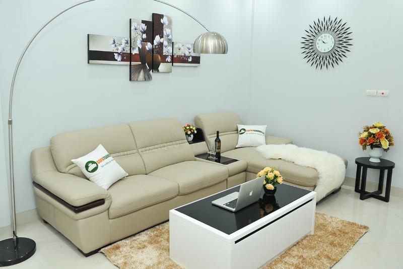 Sofa da nhập khẩu mã TQ-04T-7