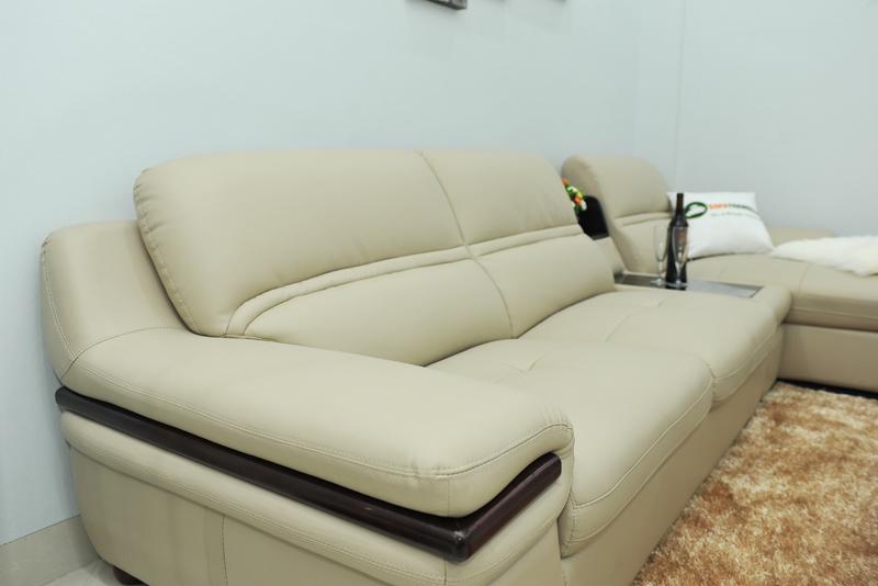 Sofa da nhập khẩu mã TQ-04T-8