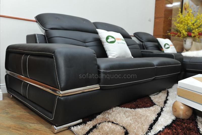 Sofa da nhập khẩu mã TQ-03T-8