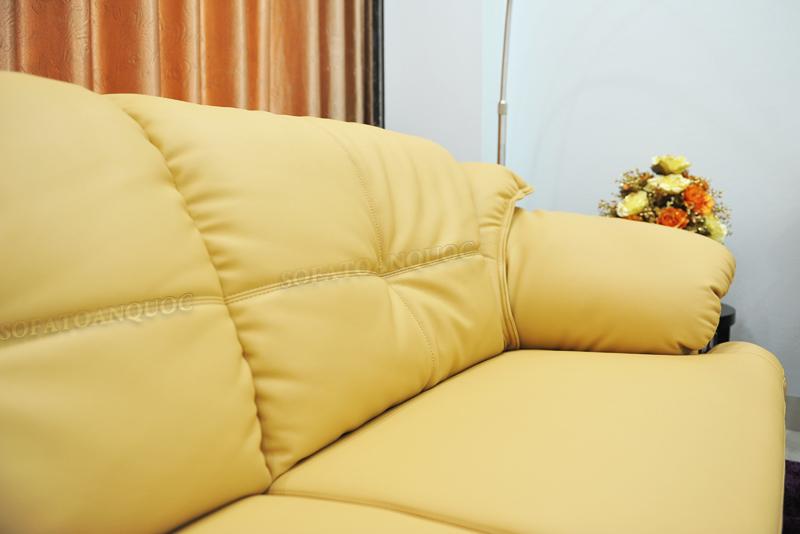 Sofa da nhập khẩu mã TQ-01-6
