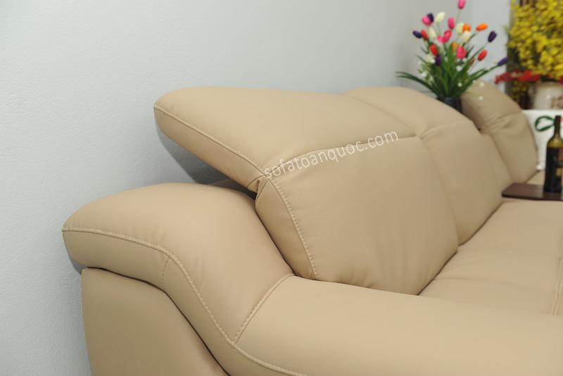 Sofa da nhập khẩu mã TQ-09T-8