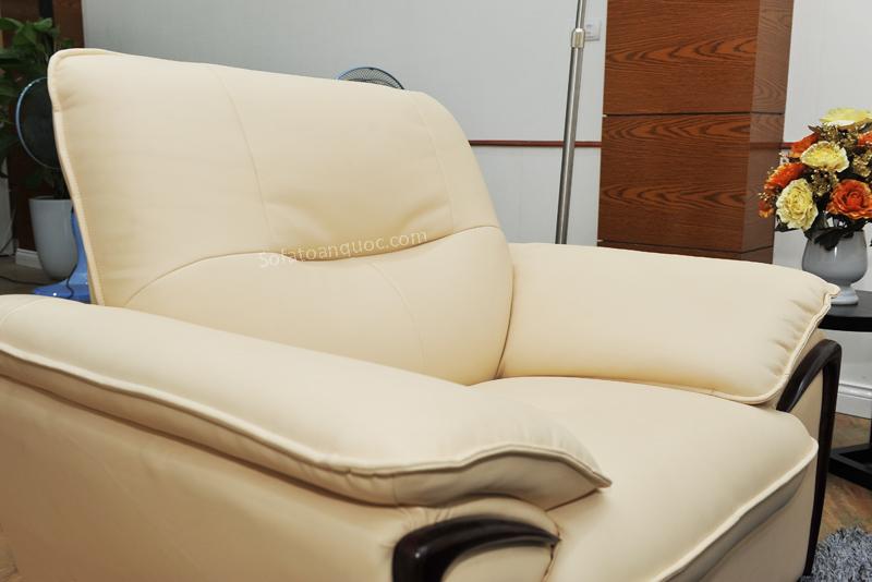 Sofa da nhập khẩu mã TQ-02-8