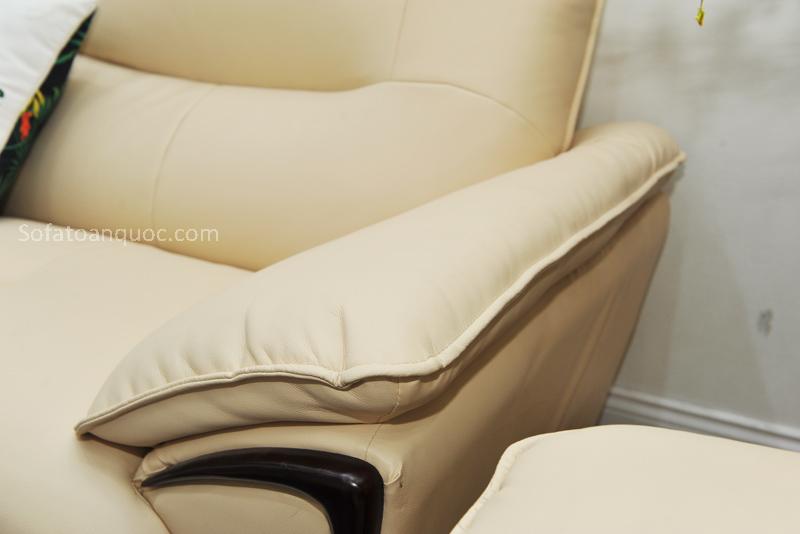 Sofa da nhập khẩu mã TQ-02-9