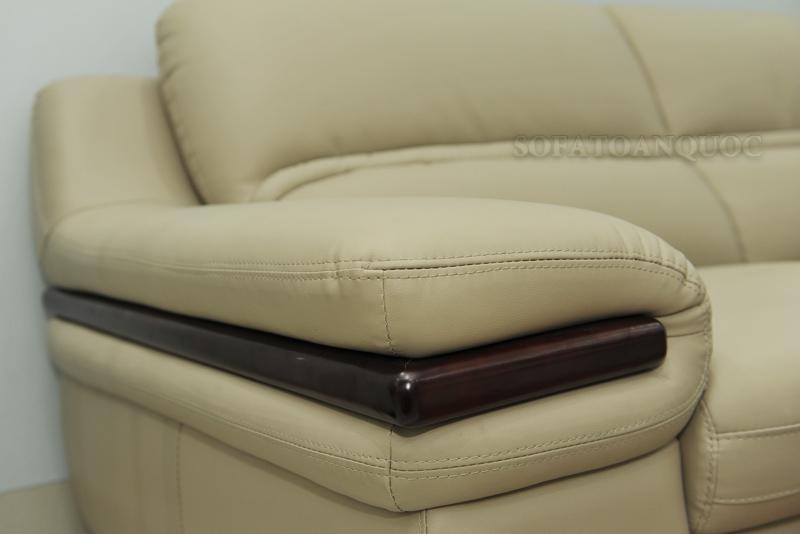 Sofa da nhập khẩu mã TQ-04T-9