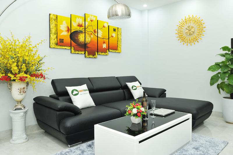 Sofa da mã TN-01T-7
