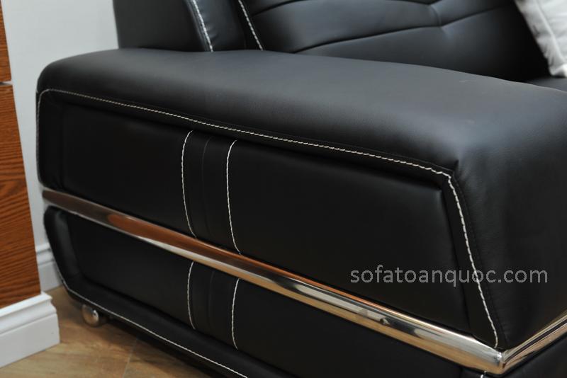 Sofa da nhập khẩu mã TQ-03T-6