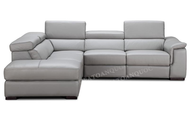 Sofa da cao cấp phòng khách